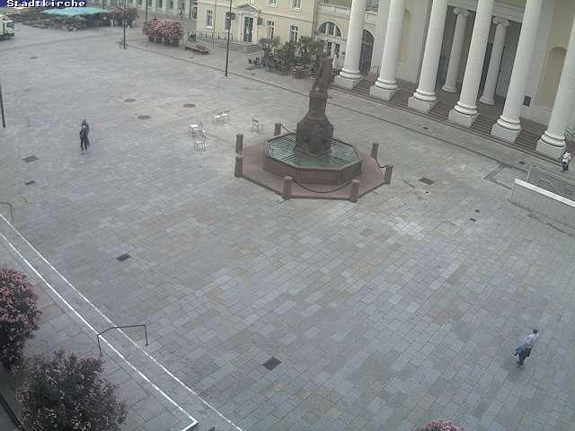 Webcam am Marktplatz
