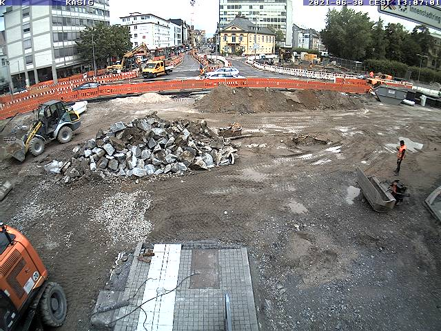 Webcam am Kronenplatz