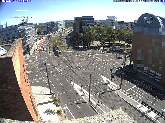 Webcam Marktplatz Ost