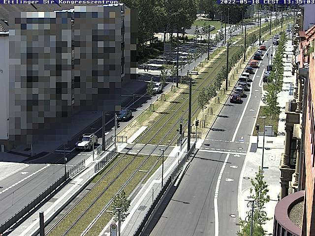 Webcam Kongresszentrum